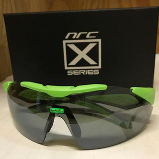 スポーツサングラス【nrc】X1.HAL(ウエア)