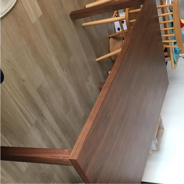 ACTUS(アクタス)のアクタス ダイニングテーブル インテリア/住まい/日用品の机/テーブル(ダイニングテーブル)の商品写真