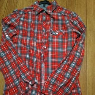 ザラキッズ(ZARA KIDS)のZARA  チェックシャツ(シャツ/ブラウス(長袖/七分))