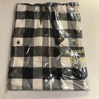 【No_7様 専用】 OLDCODEX フード付きチェックシャツ(Tシャツ)