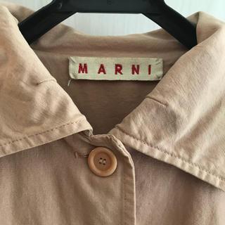マルニ(Marni)のMARNI スプリングコート(スプリングコート)