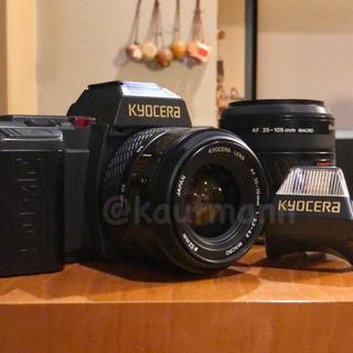キョウセラ(京セラ)の京セラAF230ダブルズームセット 動作確認済み(フィルムカメラ)