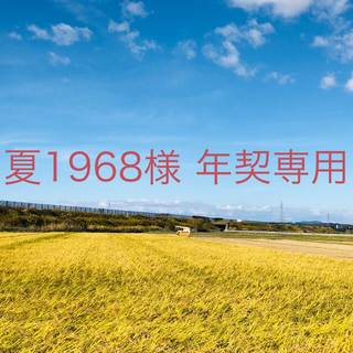 【夏1968様 年契専用】平成30年度コシ精米10kg×3×12、10Kg×6(米/穀物)