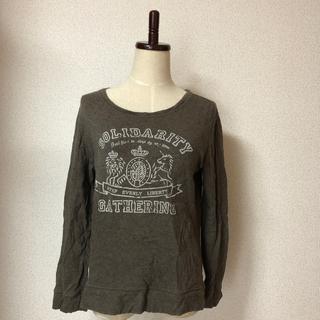 サマンサモスモス(SM2)のS M 2 着やすい カットソー(Tシャツ/カットソー(七分/長袖))