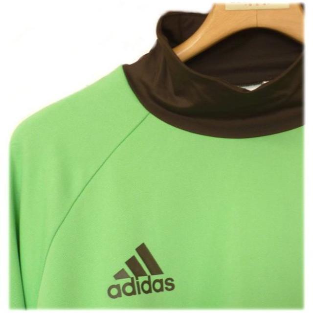adidas(アディダス)の大きいサイズ新品XO★アディダスサッカーウォームアップトップス定価7125円 スポーツ/アウトドアのサッカー/フットサル(ウェア)の商品写真