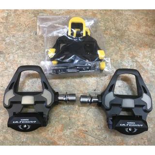 シマノ アルテグラ ロードバイク用ビンディングペダルセット PD- R8000(パーツ)
