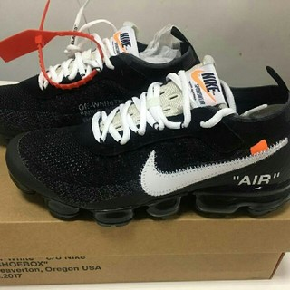 ナイキ(NIKE)の27.0cm Off White x Nike Air VaporMax  (スニーカー)