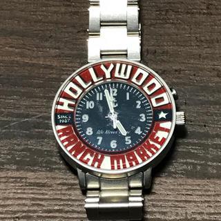 ハリウッドランチマーケット(HOLLYWOOD RANCH MARKET)のハリウッドランチマーケット ネオンウォッチ(腕時計(アナログ))