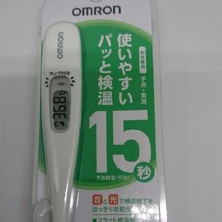 オムロン(OMRON)のオムロン 体温計(その他)
