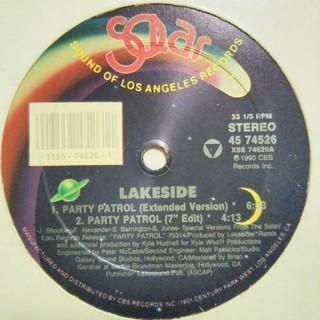 LAKESIDE(R&B/ソウル)