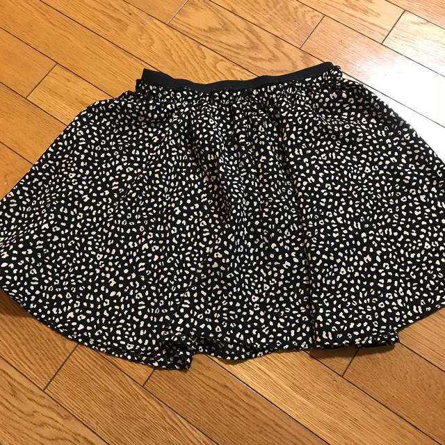 LOWRYS FARM(ローリーズファーム)のローリーズファーム 豹柄 レオパード スカート レディースのスカート(ミニスカート)の商品写真