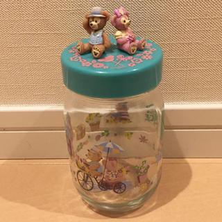 ダッフィー(ダッフィー)のダッフィーシェリーメイの空き瓶(容器)