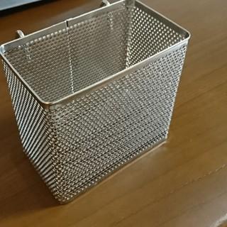 ムジルシリョウヒン(MUJI (無印良品))のステンレス 箸立て(収納/キッチン雑貨)