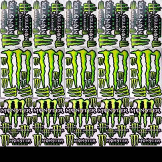 Monster Energy ステッカー まとめ売り!!(その他)