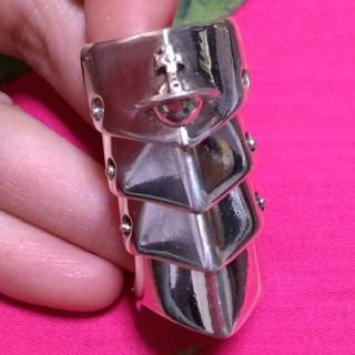 ヴィヴィアンウエストウッド(Vivienne Westwood)のアーマーリング18号(リング(指輪))
