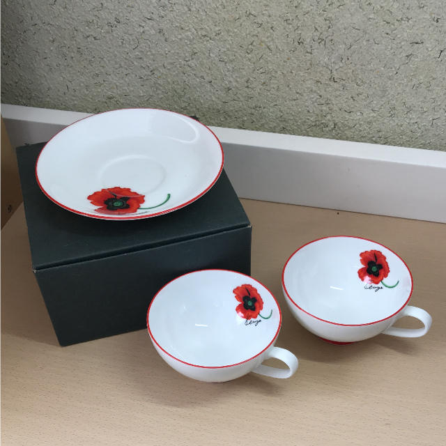 NIKKO(ニッコー)のティーカップ  ソーサー インテリア/住まい/日用品のキッチン/食器(グラス/カップ)の商品写真