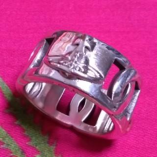 ヴィヴィアンウエストウッド(Vivienne Westwood)のリングスリング 18号(リング(指輪))