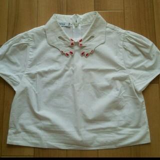 パメオポーズ(PAMEO POSE)のvivetta ハンド 襟(シャツ/ブラウス(半袖/袖なし))