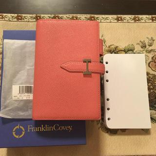 フランクリンプランナー(Franklin Planner)の送料込み♡1週間使用のみ! フランクリンプランナー 手帳カバー ポケットサイズ(その他)