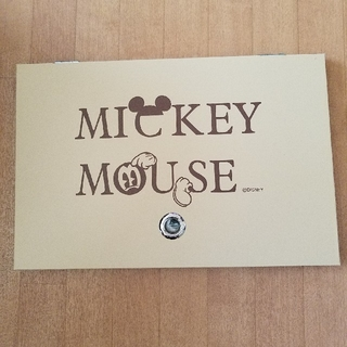 ディズニー(Disney)のミッキーのカラーBOXフラップドア ♡お値下げしました♡ (棚/ラック/タンス)
