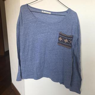 マジェスティックレゴン(MAJESTIC LEGON)の長袖シャツ(Tシャツ(長袖/七分))