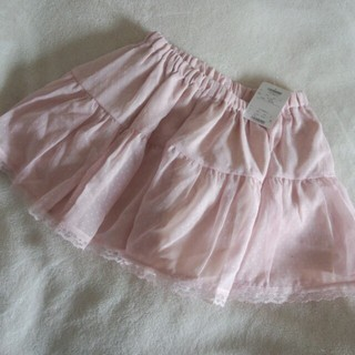 リズリサ(LIZ LISA)の*。LIZLISA:レーススカート。(ミニスカート)