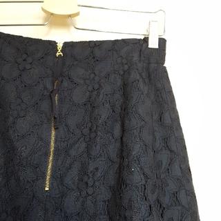 デビュードフィオレ(Debut de Fiore)のDebut de Fiore レースタイトスカート(ひざ丈スカート)