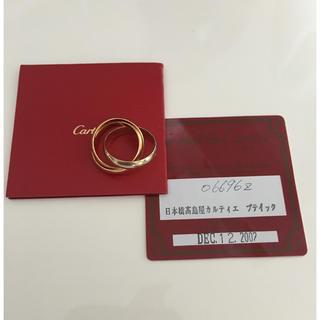 カルティエ(Cartier)のニコアユ様専用 13日までお取り置き(リング(指輪))