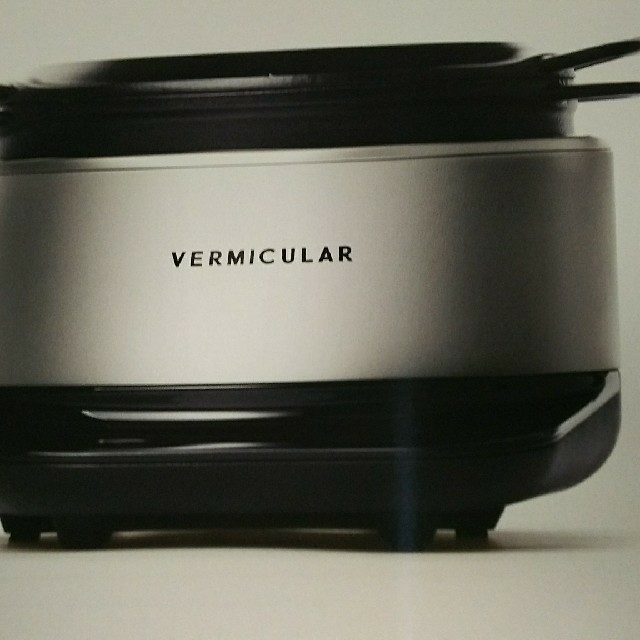 Vermicular(バーミキュラ)のバーミキュラライスポット新品 スマホ/家電/カメラの調理家電(炊飯器)の商品写真