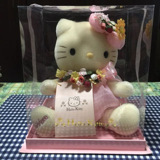 サンリオ(サンリオ)のキティ ぬいぐるみ コレクターズドール(ぬいぐるみ/人形)