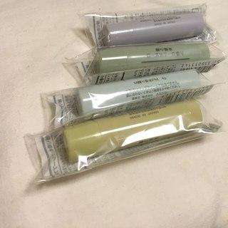MUJI (無印良品) - 新品・未開封 無印良品 練り香水セット