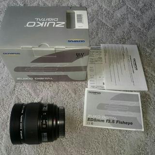 オリンパス(OLYMPUS)のオリンパス ED 8mm f3.5 Fisheye(レンズ(単焦点))