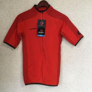 マムート(Mammut)の新品 マムート MAMMUT ZIP Tシャツ メンズ M(登山用品)