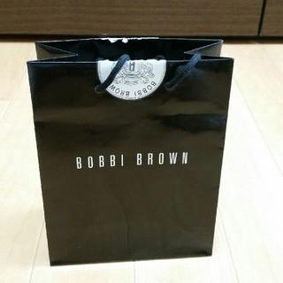 ボビイブラウン(BOBBI BROWN)のボビィブラウン 紙袋 ショッパー(ショップ袋)