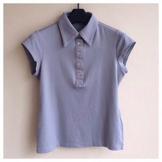 セオリー(theory)のtheory luxe ポロシャツ 38(ポロシャツ)
