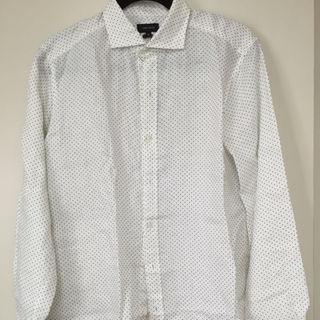 ジョゼフ(JOSEPH)の値下げ JOSEPH メンズ 未使用タグ付き 麻の長袖シャツ(シャツ)