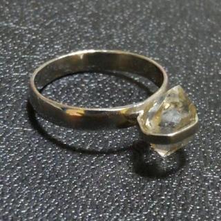【渦紺色様 専用】水晶リング(リング(指輪))