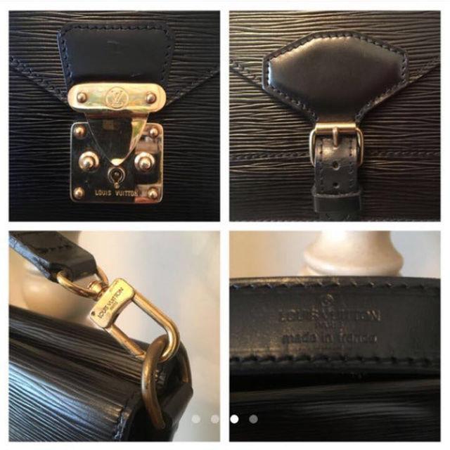 LOUIS VUITTON(ルイヴィトン)のLOUIS VUITTON☆外観美品☆ユニセックス☆エピ モンソーハンドバッグ メンズのバッグ(その他)の商品写真