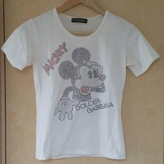 ドルチェアンドガッバーナ(DOLCE&GABBANA)の☆最終sale!DOLCE&GABBANA ミッキーTシャツ☆(その他)