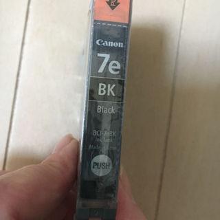 キヤノン(Canon)のキヤノン純正インク BCI-7eBK ×4本(その他)