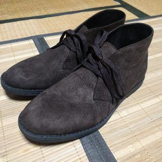 ジーユー(GU)のGU チャッカブーツ(ブーツ)