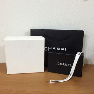 シャネル(CHANEL)のCHANEL❁︎シャネル  空箱セット♡︎(その他)