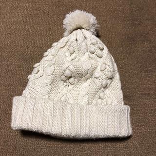 ムジルシリョウヒン(MUJI (無印良品))の無印☆50〜52㎝(帽子)