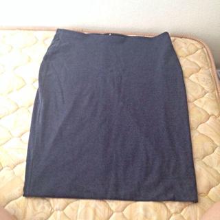 エイチアンドエム(H&M)のタイトスカート/H&M(ひざ丈スカート)