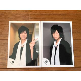 ジャニーズジュニア(ジャニーズJr.)の安井謙太郎 ジャニショ公式写真(2枚)(男性タレント)