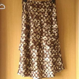 アルファキュービック(ALPHA CUBIC)のALPHA  CUBIC スカート(ロングスカート)
