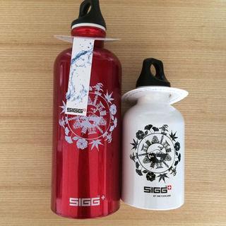 シグ(SIGG)のSIGG(シグ)ボトル スイスホテル南海限定デザイン 2本セット【新品】(タンブラー)