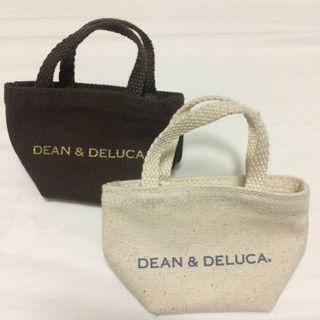 ディーンアンドデルーカ(DEAN & DELUCA)のDEAN&DELUCA ミニトート 2つセット(トートバッグ)