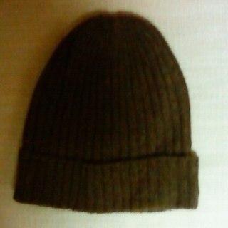 ムジルシリョウヒン(MUJI (無印良品))の無印良品 ニット帽 未使用品(その他)