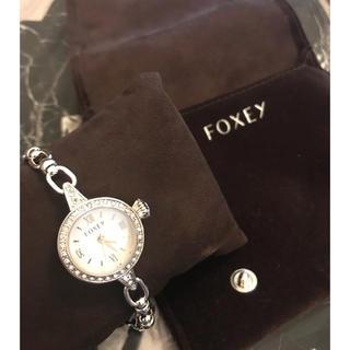 フォクシー(FOXEY)のFOXEY ノベルティー  時計(腕時計)